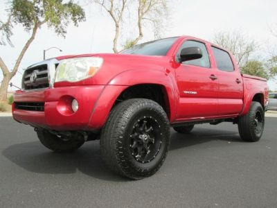 2010 Toyota Tacoma 2WD Double V6 A/T PreRunner Lifted