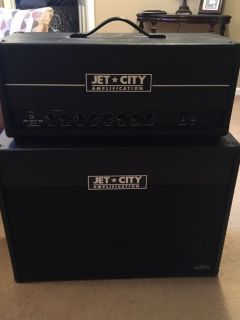 Jet City Amp with 24s Cabinet