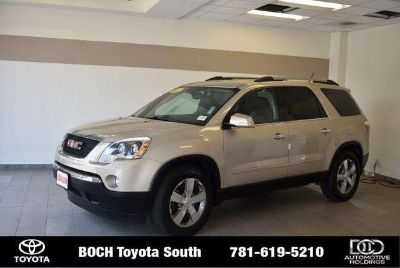 Used 2012 GMC Acadia AWD 4dr