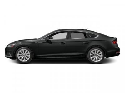 2018 Audi A5 Sportback Premium Plus (Mythos Black Metallic)