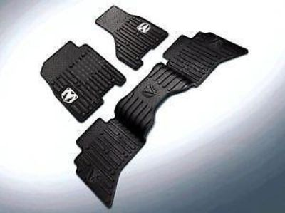 Purchase BLACK RUBBER SLUSH FLOOR MATS 2013-2014 RAM 1500 2500 & 3500 CREW CAB BRAND NEW! motorcycle in Delray Beach, Florida, US, for US $114.00