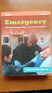 EMS textbook and workbook 2012