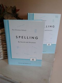 Spelling By Sound & Structure ~ 6th Grade