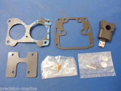 Buy 0439076, Carburetor Repair Kit W/Float, OMC motorcycle in Rancho Cordova, California, US, for US $19.85