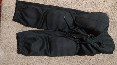 Youth medium football pants