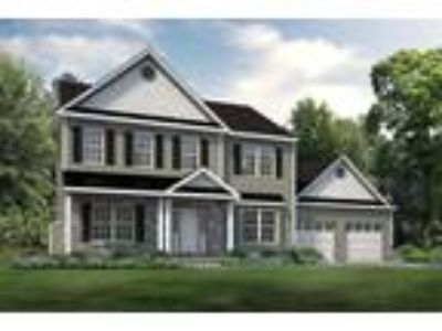 The Meridian Farmhouse by Tuskes Homes: Plan to be Built