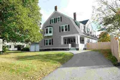245 Andover St Lowell Nine BR, Historic Belvedere home that has