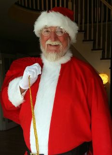 Santa Claus Visits Old Towne Dec 3