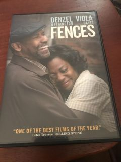 Fences DVD watched once