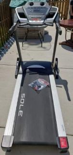 Sole F80 Treadmill