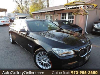 2013 BMW MDX 750Li (Black Sapphire Metallic)
