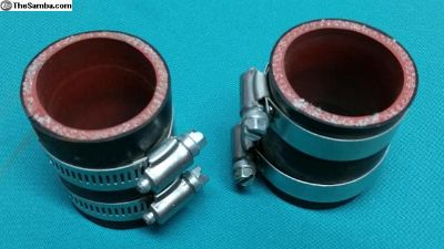 Turbo Silicone Intake End Casting Boots Couplers