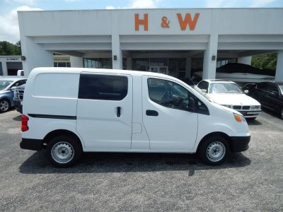 2015 Chevrolet City Express LT (White)