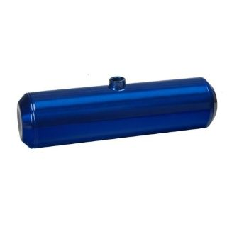Buy 10X33 Spun Aluminum Gas Tank 10.75 Gallons - Powder Coated Candy Blue - Trike motorcycle in Corona, California, United States, for US $320.00