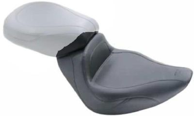 Sell Mustang Vintage Sport Solo Seat For 2006-2010 Harley Davidson FXST Softail motorcycle in Ashton, Illinois, US, for US $235.20