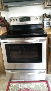 Kenmore Convection Oven-like new!