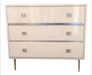 Worlds Away Hudson Chest of Drawers