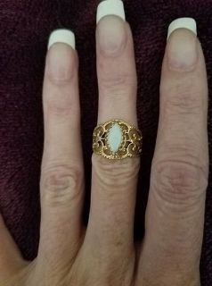 vintage ladies ring