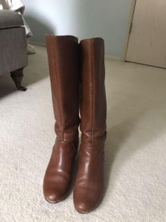 Genuine Leather Riding Boots | BP Brand