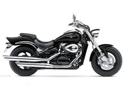 2005 Suzuki Boulevard M50 Black Cruiser Motorcycles Eden Prairie, MN