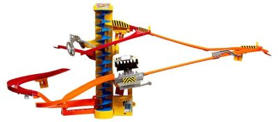 Hot Wheels Wall Tracks Power Tower Trackset