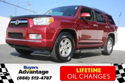 2013 Toyota 4Runner Limited (Salsa Red Pearl)