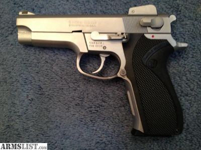 For Sale/Trade: Smith & Wesson 9mm Model 5906