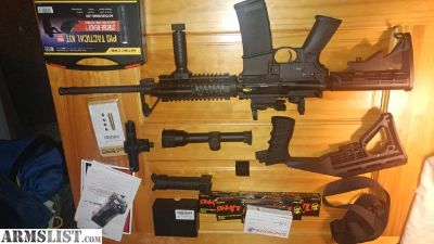 For Sale: For sale ruger AR 15