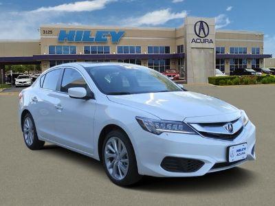 2018 Acura ILX Technology Package (Bellanova White Pearl)