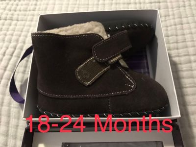 Toddler Boy Boots - Pediped