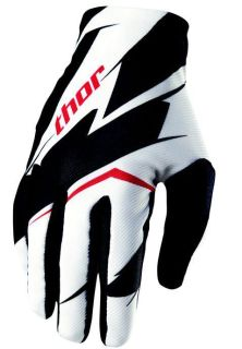 Sell Thor 2013 Void Glove Black White MX Motorcross ATV S Small Gloves NEW motorcycle in Elkhart, Indiana, US, for US $18.95