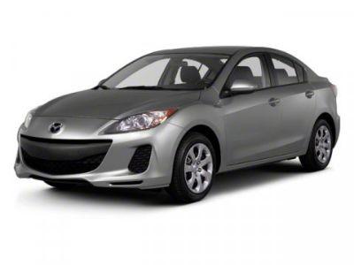 2012 Mazda Mazda3 i Touring (Sky Blue Mica)