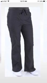 Landau Cargo front tie , slight flare with a slit