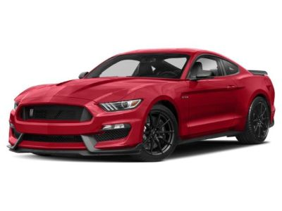 2018 Ford Mustang (Blue)