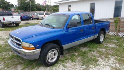 2000 Dodge Dakota SLT (Blue)