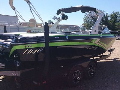 2015 TIGE Z3 Ski and Wakeboard Boats Rapid City, SD