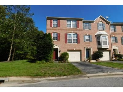 2 Bath Preforeclosure Property in Perry Hall, MD 21128 - Redwing Dr