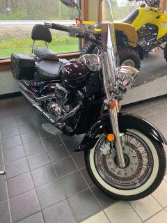 2012 Suzuki Boulevard C50T Motor Bikes Augusta, ME