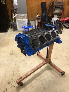 Fresh Ford 302 block