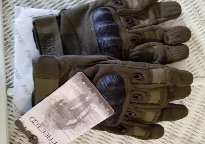 Motorcycle riding gloves xxl