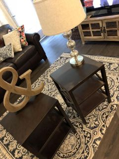 Nightstands/End tables