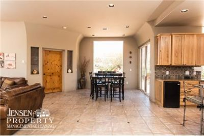 Beautiful Furnished Home in Kayenta- 3 Month Lease or Shorter