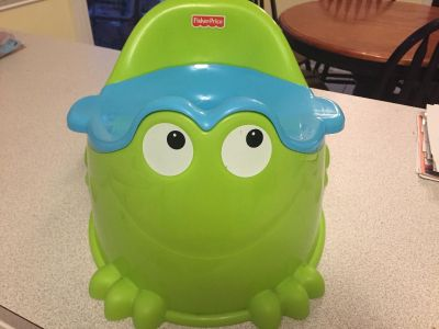 Fisher Price Frog Potty (Short Pump)