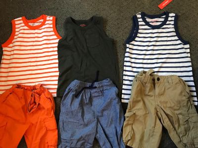 Boys outfits lot