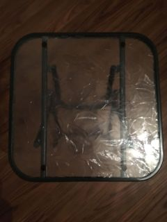 Tempered glass small table