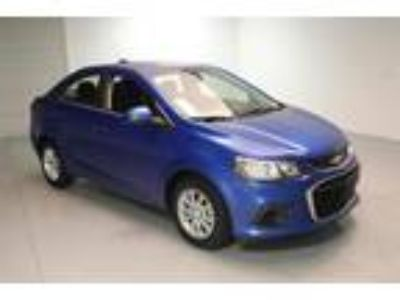 new 2019 Chevrolet Sonic for sale.