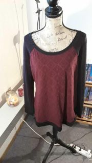 Maurices sweater size 1x