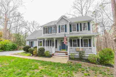 8718 Rockcrest Court North Chesterfield Four BR