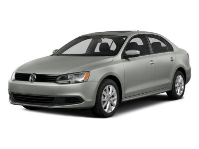 2014 Volkswagen Jetta Base (Gold)