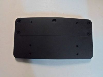 Sell 2008 09 10 11 2012 Mercedes C Class 230 250 280 License Plate Molding 2048173378 motorcycle in Sterling Heights, Michigan, United States, for US $42.95